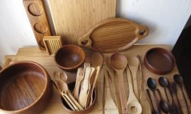 How to clean and disinfect wooden kitchen utensils