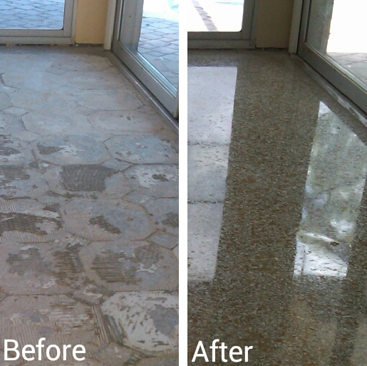 How to remove vinegar stains from marble surfaces, countertops and floors