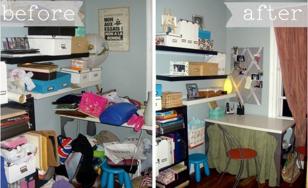How to clean a messy room quickly
