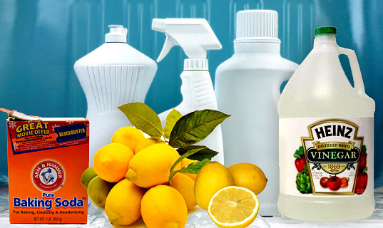 5 nontoxic cleaning products you have in your house without knowing