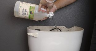 How To Remove Stubborn Yellow Stains From Porcelain Sinks