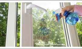 Homemade Streak-Free Cleaner To Clean Those Dirty Windows