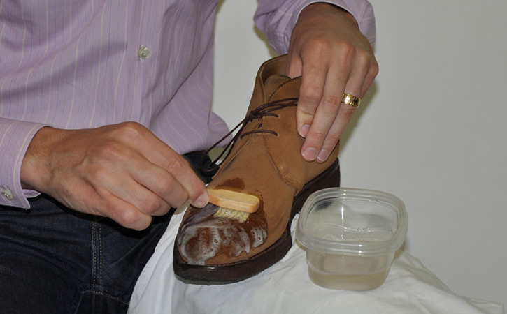 How To Clean And Care For Suede Shoes