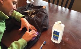 At-Home Stain Remover To Get Rid Of Engine Oil Stains From Clothes